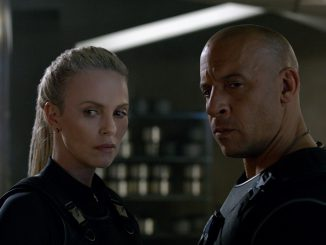 Fast & Furious 8: Cipher (Charlize Theron) und Toretto (Vin Diesel)