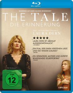 The Tale - Die Erinnerung: Blu-ray Cover