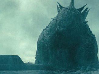 Godzilla mit U-Boot