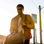 Chadwick Boseman in Message from the King