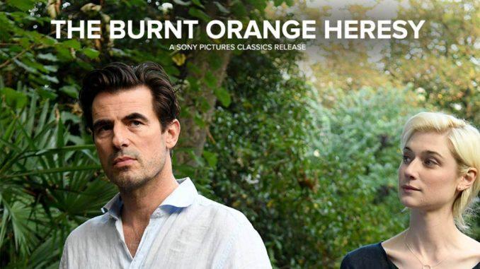 The Burnt Orange Heresy Teaserbild