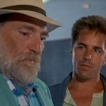 Willie Nelson in Miami Vice