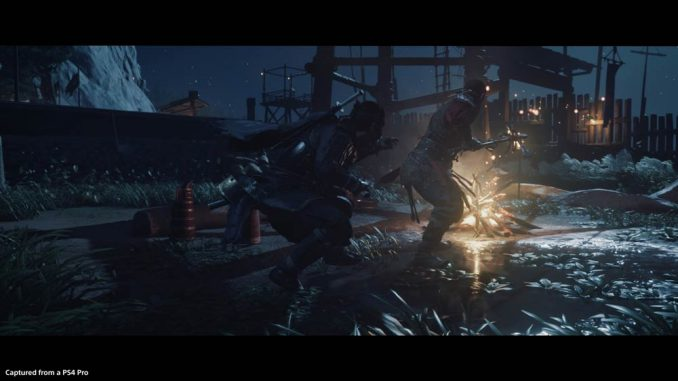 Ghost of Tsushima (PS4) - Stealth Modus