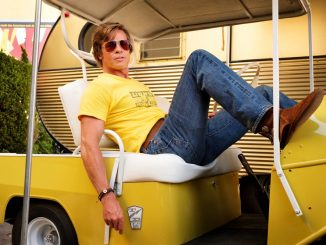 Brad Pitt in Once Upon a Time In... Hollywood