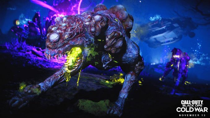 Call of Duty: Black Ops Cold War - Zombies - Hounds