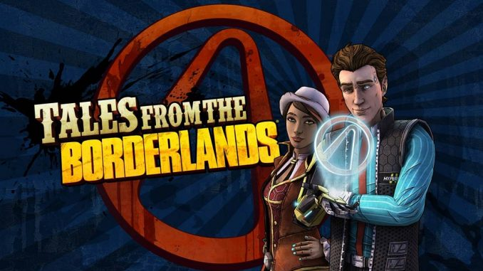 Tales from the Borderlands: Artwork