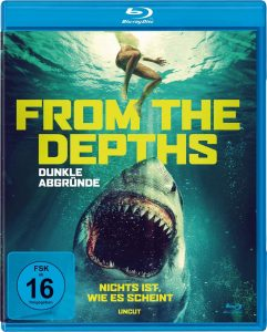 From the Depths - Blu-ray