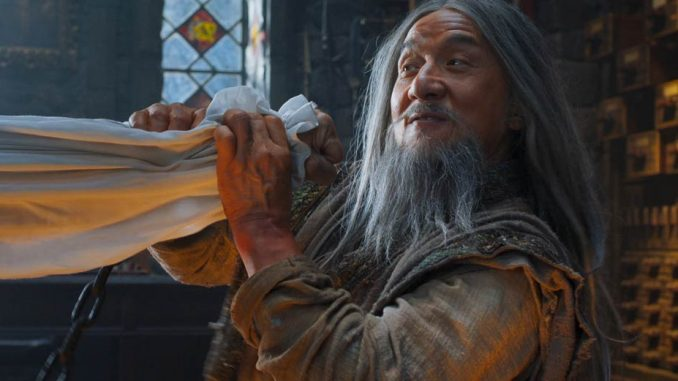 Jackie Chan in Iron Mask