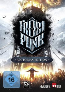 Frostpunk: PC-Cover
