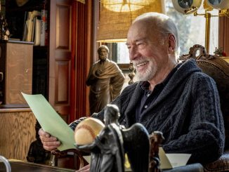 Christopher Plummer in Knives Out
